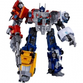 Takara Tomy Mall Exclusive UW-05 Convoy Grand Prime