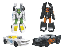 Transformers Earthrise Micromasters Hot Rod Patrol - Pre order