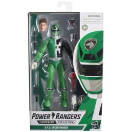 Power Rangers S.P.D. Green Ranger - Pre order