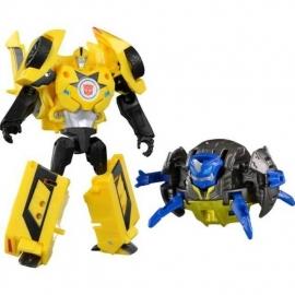 Takara TAV-40 Bumblebee w/ Ion Jammer & Armor