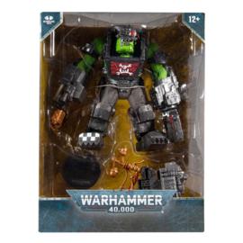 Warhammer 40k Action Figure Ork Big Mek - Pre order