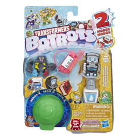 Hasbro Botbots Serie 2 Backpack Hunch B [set of 5]
