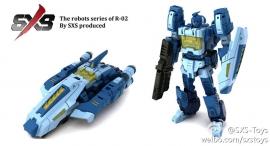 SXS R-02 Overclocking - Blurr