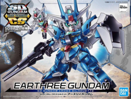 SDCS: PFF-X7/E3 Earthree Gundam