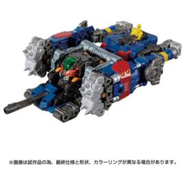 Takara Diaclone DA-60 Verseriser Vol.3 - Pre order