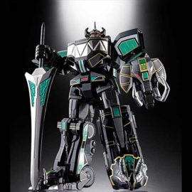 Bandai GX-72B Megazord Black SDCC 2018 Exclusive