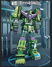 Toyworld TW-C01 Bulldozer