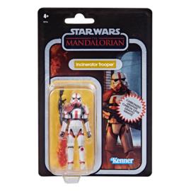 Star Wars VIntage Collection AF Incinerator Trooper Carbonized [Import stock]