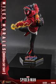 Hot Toys Spider-Man: Miles Morales VM AF 1/6 Miles Morales Bodega Cat Suit - Pre order