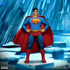 Mezco Marvel Action Figure 1/12 Superman Man of Steel Edition - Pre order
