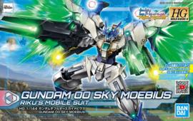 1/144 HGBDR Gundam 00 Sky Moebius - Pre order