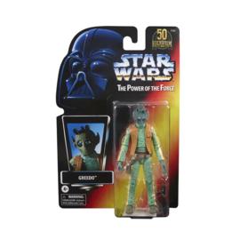 Star Wars Black Series Lucasfilm 50th Anniversary Greedo