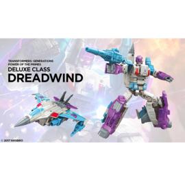 Hasbro PotP Wave 1 Deluxe Dreadwind