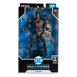 DC Justice League Movie Action Figure Cyborg - Pre order