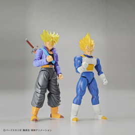 Figure-rise Dragon Ball Z SS Trunks & SS Vegata DX Set - Pre order