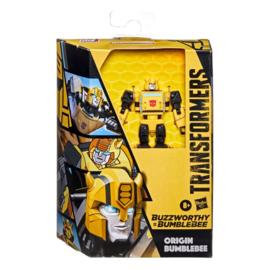 Hasbro Buzzworthy Bumblebee Origins
