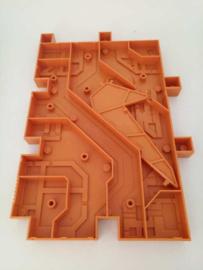 Zeta EX Board Orange