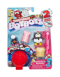 Hasbro BotBots Mini Figures 5-Packs Sugar Shocks SET A