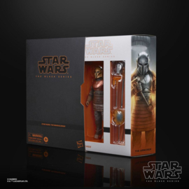The Mandalorian Black Series AF2020 The Armorer Exclusive