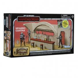 Star Wars Vintage Collection Nevarro Cantina & Imperial Death Trooper (Nevarro) - Pre order
