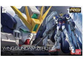1/144 RG Gundam Wing Zero Custom EW