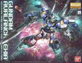1/100 MG GN-001/Hs-A01D Gundam Avalanche Exia