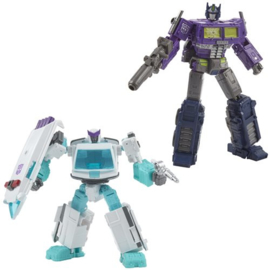 Hasbro Generations Selects Shattered Glass Optimus Prime and Ratchet [Set of 2]