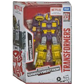 Hasbro Netflix Siege of Cybertron Deluxe Impactor - Pre order