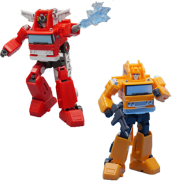 Mechfanstoys MFT MF-45 & MF-46 [Set of 2]