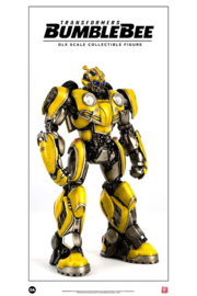 ThreeA Transformers Bumblebee DLX Collection Figure - Pre order
