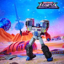 Transformers Generation Legacy Evolution Leader Laser Optimus Prime - Pre order