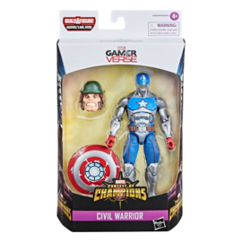 Marvel Legends AF Civil Warrior [BAF Mr. Hyde]