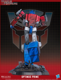 Transformers Classic Scale Statue Optimus Prime