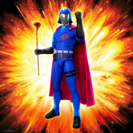 Super7 G.I. Joe Ultimates AF Cobra Commander - Pre order