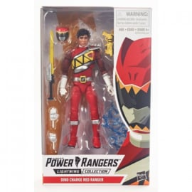 Power Rangers LC AF Dino Charge Red Ranger