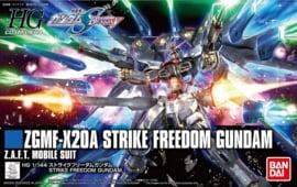 1/144 HGCE ZGMF-X20A Strike Freedom Gundam [revive]