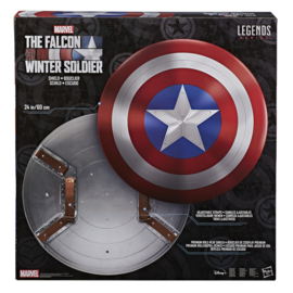 The Falcon and The Winter Solder Marvel Legends Premium Role-Play Shield - Pre order