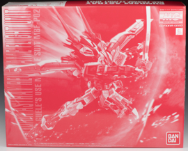 P-Bandai: 1/100 MG Gundam Astray Red Frame Flight Unit