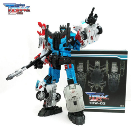 Transform Dream Wave TCW-02 Upgrade Set