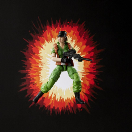 "G.I. Joe Retro 3.75"" Lady Jaye - Pre order"