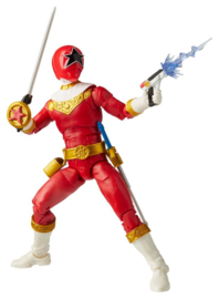 Power Rangers Lightning Collection AF Zeo Red Ranger