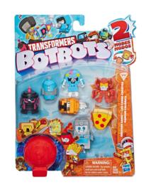 Hasbro BotBots Mini Figures 8-Packs Greaser Gang A