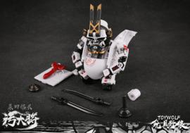Toywolf W-01 Dirty Man
