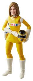 Power Rangers Lightning Collection AF In Space Yellow Ranger
