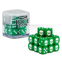 Citadel Dice Cube Green