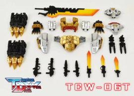 Transform Dream Wave TCW-06T Upgrade Kit - Pre order
