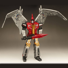 Giga Power HQ-05 Gaudenter [Red - Metallic Version]
