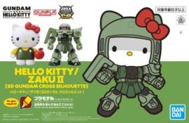 SDCS: Hello Kitty Zaku II
