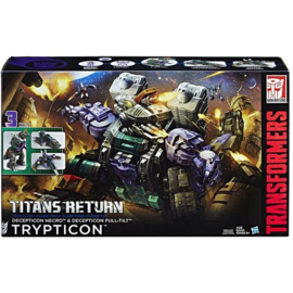 Hasbro Titans Return Trypticon