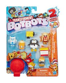 Hasbro BotBots Mini Figures 8-Packs Greaser Gang C